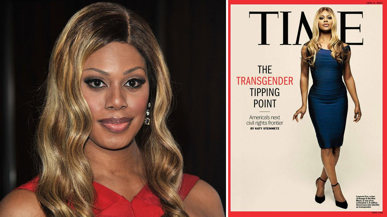 Laverne cox orange is the new black produce un docu for Cox at home