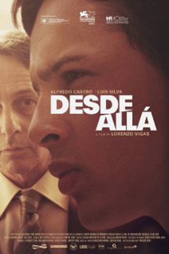 """Poster for the movie """"Desde Allá"""""""